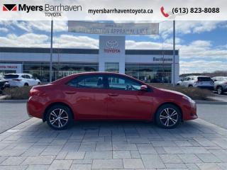 Used 2017 Toyota Corolla LE  - Heated Seats -  Bluetooth - $101 B/W for sale in Ottawa, ON