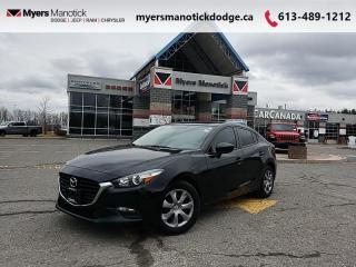 Used 2017 Mazda MAZDA3 GX  - $87 B/W - Low Mileage for sale in Ottawa, ON