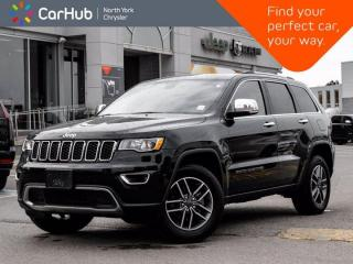 Used 2020 Jeep Grand Cherokee Limited for sale in Thornhill, ON