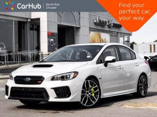 Used 2020 Subaru WRX STI Sport-tech for sale in Thornhill, ON