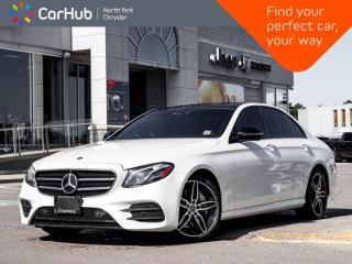 Used 2019 Mercedes-Benz E-Class E 450 4MATIC Burmester Sound Heated Massage Seats for sale in Thornhill, ON