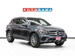 Used 2016 Mercedes-Benz GLC 300 4Matic Navigation Leather PanoRoof PDC for sale in Toronto, ON