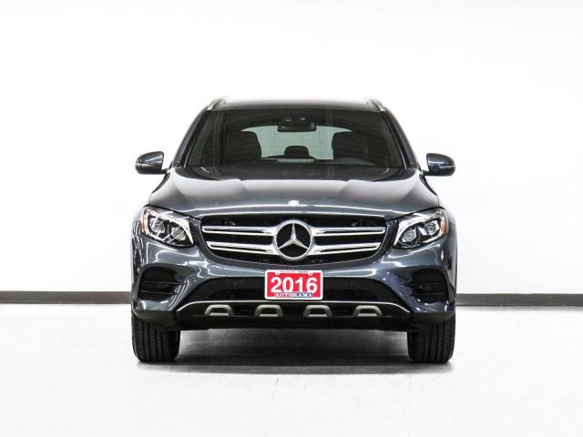 2016 Mercedes-Benz GLC 300 4Matic Navigation Leather PanoRoof PDC