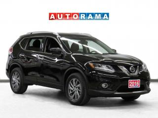 Used 2016 Nissan Rogue SL AWD Navigation Leather PanoRoof Backup Cam for sale in Toronto, ON