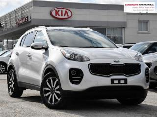 Used 2018 Kia Sportage EX for sale in Markham, ON