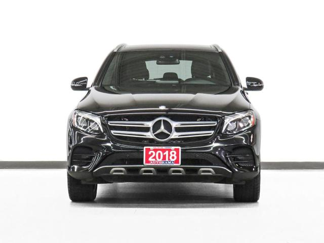 2018 Mercedes-Benz GLC 300 4Matic Navigation Leather PanoRoof Backup Cam