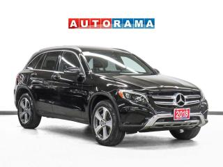 Used 2018 Mercedes-Benz GLC 300 4Matic Navigation Leather PanoRoof Backup Cam for sale in Toronto, ON