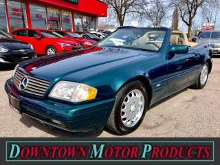 Used 1996 Mercedes-Benz SL-Class SL600 Convertible for sale in London, ON