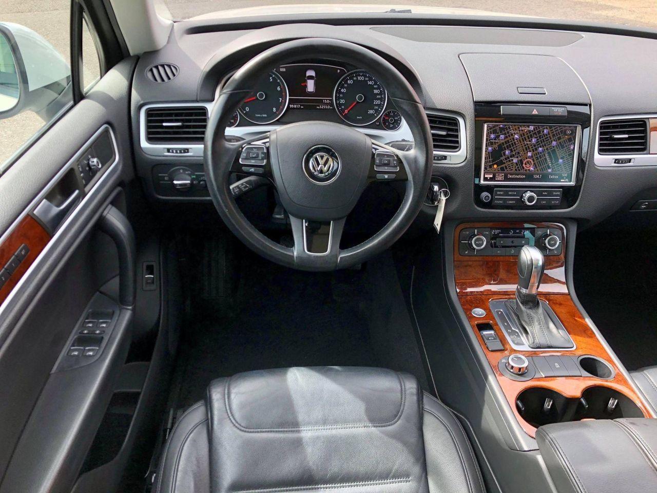 2013 Volkswagen Touareg