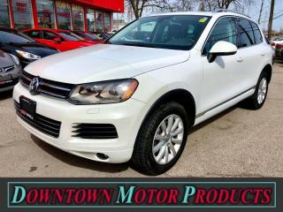 Used 2013 Volkswagen Touareg Highline 4motion for sale in London, ON