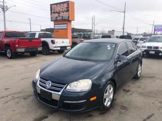Used 2009 Volkswagen Jetta TDI*HIGHLINE*MANUAL*LEATHER*DIESEL*ONLY 133KM*CERT for sale in London, ON