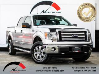 Used 2012 Ford F-150 XLT Supercrew 4x4 for sale in Vaughan, ON