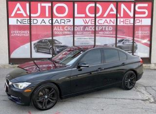 Used 2014 BMW 3 Series 320i-ALL CREDIT ACCEPTED for sale in Toronto, ON
