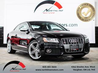 Used 2012 Audi S5 6-Speed Manual/Navigation/Blindspot/B&O Sound for sale in Vaughan, ON
