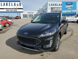 New 2021 Ford Escape SEL Hybrid AWD  - Sunroof - Power Liftgate - $239 B/W for sale in Prince Albert, SK