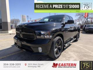 New 2021 RAM 1500 Classic Express | Backup Cam | Bluetooth | for sale in Winnipeg, MB