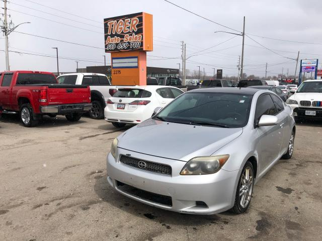 2007 Scion tC **ALLOYS**4 CYLINDER**AUTO**RELIABLE**AS IS