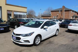 Used 2018 Chevrolet Cruze LT for sale in Brampton, ON