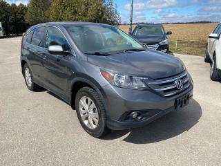 Used 2014 Honda CR-V EX SUNROOF 4X4 for sale in Waterloo, ON