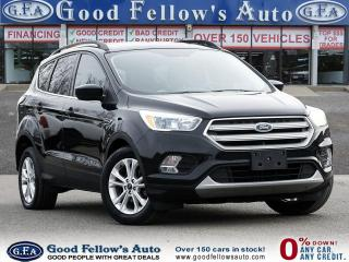 Used 2018 Ford Escape SE MODEL, 4CYL 1.5L ECOBOOST, NAVI, BACKUP CAMERA for sale in Toronto, ON