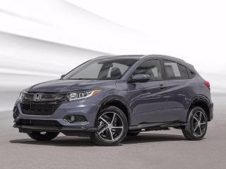 New 2021 Honda HR-V Sport for sale in Bridgewater, NS