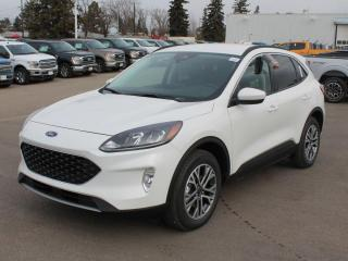 New 2021 Ford Escape SEL | HYBRID | Awd | Heated Leather Seats | NAV | Rear View Camera for sale in Edmonton, AB
