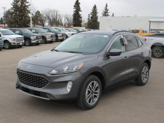 New 2021 Ford Escape SEL | AWD | Hybrid | Heated Seats/Steering | NAV for sale in Edmonton, AB