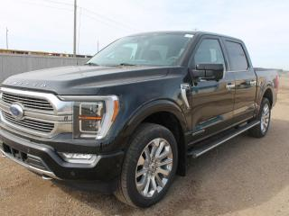New 2021 Ford F-150 Limited | HYBRID | Heated/Cooled Leather | Moonroof for sale in Edmonton, AB