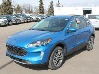 New 2021 Ford Escape SEL Hybrid for sale in Edmonton, AB