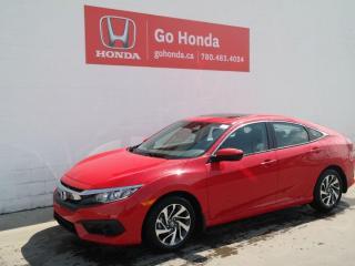 New 2021 Honda Civic Sedan EX for sale in Edmonton, AB
