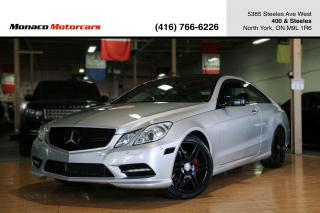 Used 2012 Mercedes-Benz E-Class E 350 - AMG|PANO|NAVI|BACKUP|BLINDSPOT|LANEKEEP for sale in North York, ON