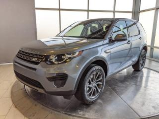 Used 2019 Land Rover Discovery Sport NO ACCIDENTS - BYRON BLUE! for sale in Edmonton, AB