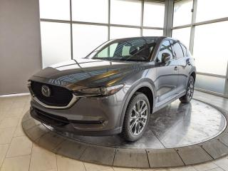 Used 2019 Mazda CX-5 Signature for sale in Edmonton, AB