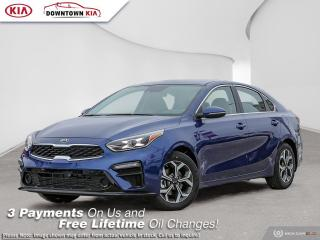 New 2021 Kia Forte EX IVT for sale in Vancouver, BC