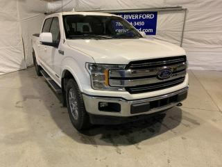 Used 2018 Ford F-150 Lariat for sale in Peace River, AB