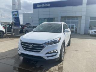 Used 2017 Hyundai Tucson PREMIUM/HEATEDSTEERINGANDSEATS/POWERSEAT/DUALCLIMATE for sale in Edmonton, AB