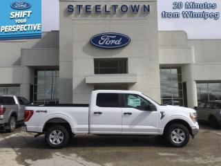 New 2021 Ford F-150 XLT for sale in Selkirk, MB