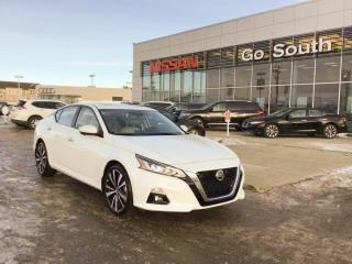 New 2021 Nissan Altima 2.5 Platinum for sale in Edmonton, AB