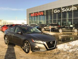 New 2021 Nissan Altima 2.5 SE for sale in Edmonton, AB