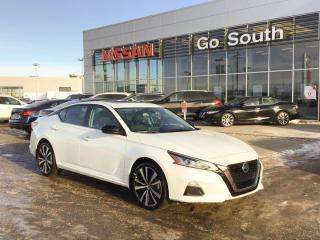 New 2021 Nissan Altima 2.5 SR for sale in Edmonton, AB