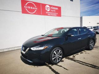 Used 2019 Nissan Maxima SL/AWD/DUAL ROOF/HEATED STEERING/BOSE AUDIO for sale in Edmonton, AB