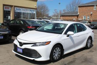Used 2020 Toyota Camry LE for sale in Brampton, ON