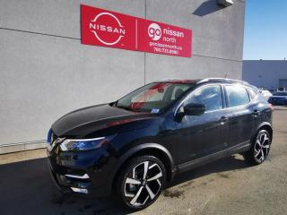 New 2021 Nissan Qashqai SL/AWD/INTELLIGENT DRIVER ALERT/360 VIEW/ PLATINUM PACKAGE for sale in Edmonton, AB