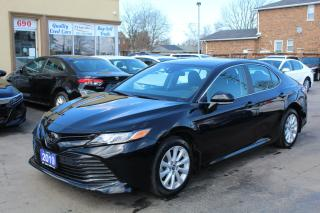 Used 2019 Toyota Camry LE for sale in Brampton, ON