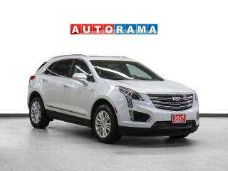 Used 2017 Cadillac XT5 Premium Luxury AWD Nav Leather PanoRoof Backup Cam for sale in Toronto, ON