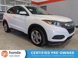 Used 2019 Honda HR-V LX for sale in Red Deer, AB