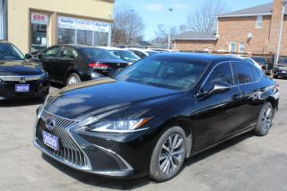 Used 2020 Lexus ES Hybrid Premium for sale in Brampton, ON