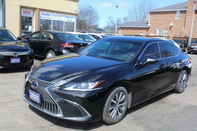 2020 Lexus ES Hybrid Premium