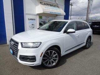 Used 2017 Audi Q7 Technik Quattro AWD, 3.0T, Nav, Pano Roof, 360 Cam for sale in Langley, BC