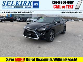 Used 2019 Lexus RX 350 Executive  *NAV, SUNROOF, LOADED* for sale in Selkirk, MB